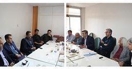 تشکیل جلسه مشترک 3 گروه تخصصی شورای مرکزی