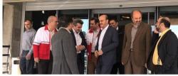 همکاری سازمان نظام مهندسی ساختمان استان قزوین با جمعیت هلال احمر