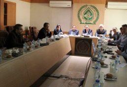 همکاریهای بین المللی در راستای افزایش بهره وری در تولیدات گلخانه ای با محوریت آموزش