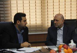 دیدار نماینده بابل در مجلس شورای اسلامی با رییس و اعضا هیأت مدیره سازمان