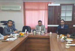 برگزاری نخستین نشست کارگروه توسعه دولت الکترونیک در سازمان