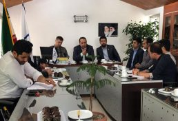 برگزاری جلسه مشترک کمیسیون مجریان سازمان استان مازندران