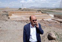تصمیمات پیشگیرانه مانع خسارت جدی سیل به استان قزوین