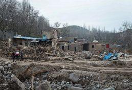 آسیبپذیری روستاهای بدون طرح هادی در برابر سیل