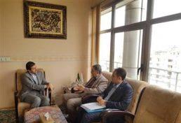 رایزنی در مورد مصرف بهینه انرژی در دیدار رئیس شورای مرکزی و معاون وزیر کشور