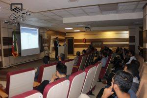 گزارش برگزاری گردهمایی آموزش محاسبه و اجرای سازه نگهبان خرپایی