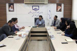 تلاش برای تسهیل امور اعضای سازمان نظام مهندسی ساختمان استان خوزستان