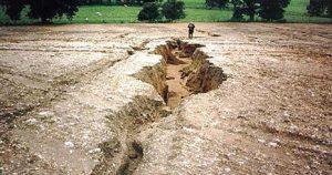 فرسایش خاک در در ایران
