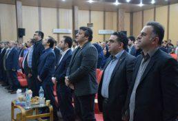 برگزاری آیین گرامیداشت روز کار و کارگر دفتر نمایندگی آمل