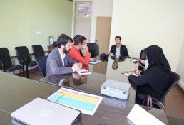 تاکید بر ساخت و ساز قانونی در بازدید خبرنگاران از ساختمانهای در دست ساخت
