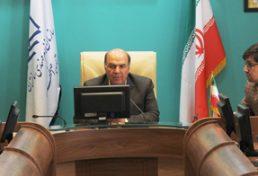 نشست مدیران واحدها با رییس سازمان نظام مهندسی ساختمان استان اصفهان