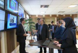 دیدار ریاست سازمان نظام مهندسی ساختمان استان اصفهان با مدیرکل هواشناسی