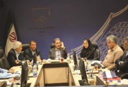 شفافیت و انضباط مالی سازمان های نظام مهندسی ساختمان استان ها
