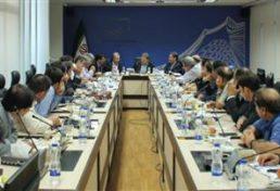 برگزاری جلسه مشترک رؤسای سازمان های نظام مهندسی استان ها