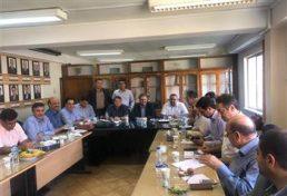 برگزاری جلسه مشترک روسای سازمان های نظام مهندسی ساختمان استان ها