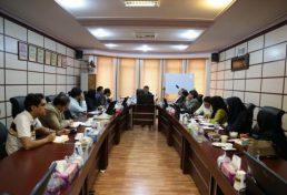 جلسه مشترک کمیسیون های تخصصی سازمان در یزد