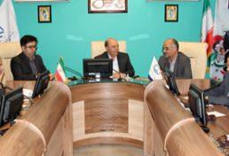 برگزاری ششمین نشست مشترک هم اندیشی شرکت گاز و سازمان