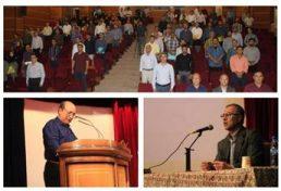 برگزاری دوره آشنایی مهندسین ناظر با مسائل حقوقی و گزارش نویسی در بوشهر