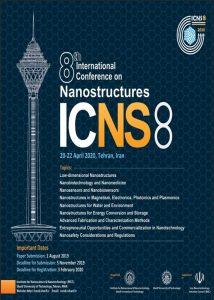 هشتمین کنفرانس بین المللی نانوساختارها