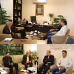 انعقاد تفاهم نامه 3 جانبه سازمان با شركت توزيع نيروي برق استان