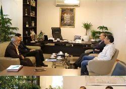 انعقاد تفاهم نامه 3 جانبه سازمان با شركت توزيع نيروي برق استان خراسان رضوي و مشهد