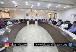 برگزاری چهلمین نشست هیئت مدیره سازمان نظام مهندسی ساختمان استان