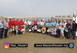 برگزاری هشتمین دوره مسابقات شنای استقامت دریایی سازمان