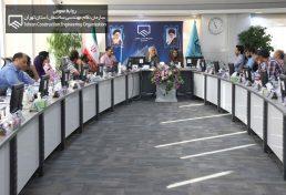 برگزاری جلسه آشنایی با قوانین شورای انتظامی