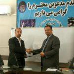 شروع به کار سامانه هوشمند کشاورزی در مشهد