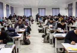 برگزاری آزمون سراسری نظام مهندسی در دانشگاه آزاد اسلامی میانه