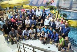 برگزاری مسابقات قهرماني شناي مهندسان سازمان نظام مهندسي ساختمان استان