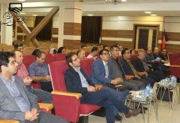 برگزاری نشست معارفه و توجیه کارشناسان دفتر فنی سازمان