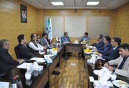 برگزاری انتخابات هیات رئیسه سازمان نظام مهندسی ساختمان استان سیستان و بلوچستان