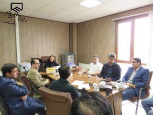 برگزاری نشست های تخصصی دفتر فنی