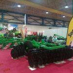 حضور شصت و نه شرکت خارجی و داخلی در نمایشگاه کشاورزی بجنورد