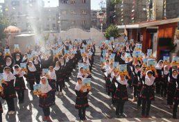 برگزاری مسابقه نقاشی شهر خوب در راستای فرهنگ سازی در بین دانش آموزان استان مازندران
