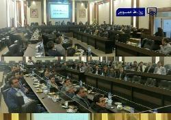 كارگاه آموزشي مبحث بیست و یکم مقررات ملي (پدافند غيرعامل) در فرمانداري تربت حيدريه