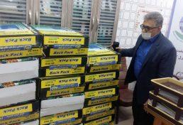 گوشه اي از کمکهاي جامعه مهندسي ساختمان استان گيلان به مراکز بهداشتي و درماني در راستاي مقابله با ويروس کرونا