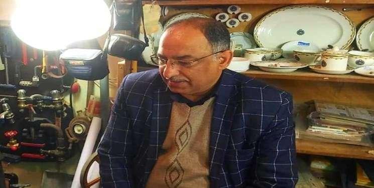 رئیس نظام مهندسی خرمشهر بر اثر ابتلا به کرونا درگذشت