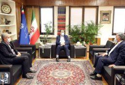 انتخاب نبئی با حکم وزیر صنعت، معدن و تجارت به سمت ریاست سازمان نظام مهندسی معدن ایران