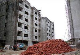 عدم اجرای بخشنامه تعطیلی پروژه ها توسط کارگاه های ساختمانی جهت پیشگیری کرونا
