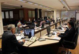 نشست شوراى مرکزی نظام مهندسی ساختمان روز 3 شنبه سی ام اردیبهشت