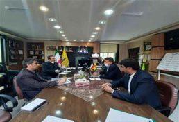 توافق سازمان نظام مهندسی ساختمان استان یزد با شرکت گاز استان یزد