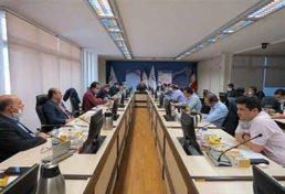 برگزاری نشست رؤساى سازمان هاى نظام مهندسى ساختمان کلیه استانها