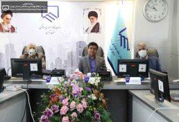 جلسه مشترک مدیران ارشد نظام مهندسی ساختمان استان تهران و اداره کل استاندارد استان
