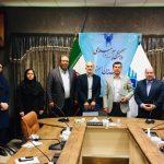 بررسی زمینه های همکاری دانشگاه آزاد اسلامی و سازمان نظام مهندسی کشاورزی منابع طبیعی البرز