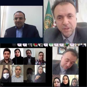 دوره آموزشی مجازی با موضوع خبر نویسی ویژه مدیران روابط عمومی استانها