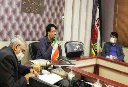 دومین نشست شورای نظام مهندسی کشاورزی ساختمان استان یزد در سال نود و نه