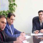 نشست هماهنگی در مورد تفاهم نامه مشترک 3 جانبه فنی حرفه ای استان یزد
