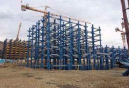 نخستین نشست بررسی نقاط ضعف و قوت پروژه های ساختمانی استان قم